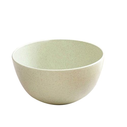 Eco-friendly Wheat Straw Children Rice Noodle Salad Bowl Household Tableware Plate Snacks Dish Eco-friendly Kitchen Tableware