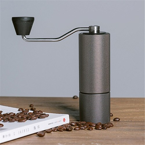 Upgrade Chestnut C2 High Quality Aluminum Manual Coffee Grinder Burr Grinder Mini Coffee Milling Hand-operated Coffee Grinder