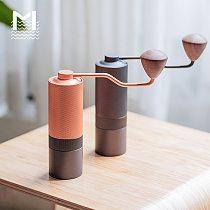 Manual Grinder Stainless Steel Coffee Grinders Portable Coffee Bean Grinder Aluminum Manual Coffees grinders MAVO