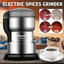 400W Multifunctional Electric Coffee Grinder Kitchen Cereal Nut Bean Spice Grain Grinding Machine Home Coffe Grinder Machine