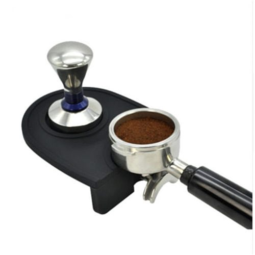 Manual Coffee Silicone Pad Tamping Mat Barista Coffee Espresso Tampering Latte Art Pen Tamper Holder Home Coffee Accessories