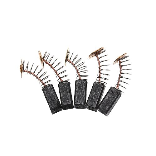 5Pcs Generic Carbon Brushes Mini Drill Electric Grinder Replacement Carbon Brushes Spare Parts For Electric Motors Rotary Tool