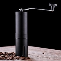 Adjustable Portable Ceramic Burr Manual Grinding Coffee Grinder Core Home Office  Hand Crank Bean Pepper Mill Kitchen Tools