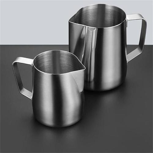 1PC Kitchen Stainless Steel Milk Frothing Jug Espresso Coffee Pitcher Barista Craft Coffee Latte Milk Frothing Jug Pitcher