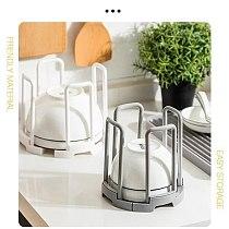 Retractable Drain Rack Desktop Bowl Holder Kitchen Organizer Plastic Drain Water Cup Shelf Cabinet Dishes Storage Rack Plate