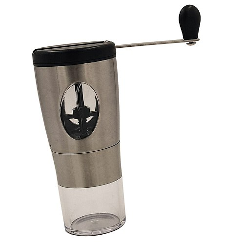 Manual Coffee Grinder Small Home Kitchen Travel Coffee Bean Hand Crank Mill