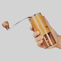Detachable Domestic Manual Grinder, Portable Hand Coffee Machine, Coarse Cereals Coffee Grinder