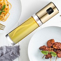 1PC BBQ Olive Oil Spray Bottle Oil Vinegar Spray Bottles Water Pump Gravy Boats Grill BBQ Sprayer Home Kitchen Tools