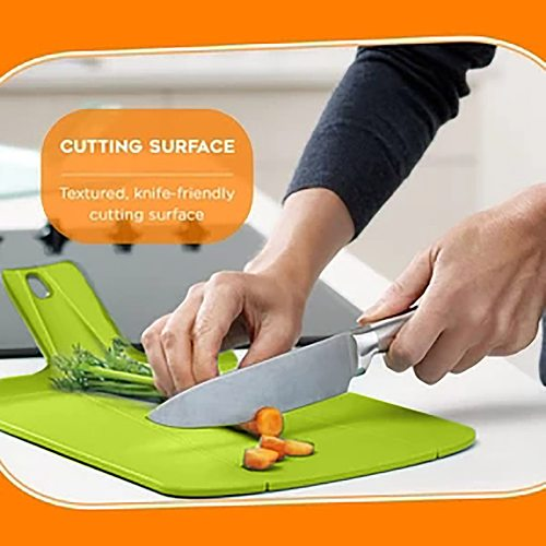 Foldable Cutting Board Multi-Function Household Cutting Board Water Filtra Board Folding chopping board Kitchen Tools