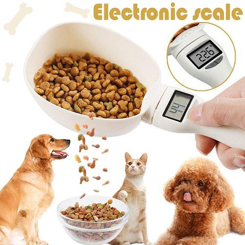 Baking Measuring Spoon 500/1000g Kitchen Scales Electronic LCD Digital Spoon Pet Food Spoon