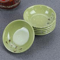 6pcs Melamine Sauce Plates Sauce Dish Dipping Dish Gravy Boats Reusable Sauce Container Small For Restaurant Home