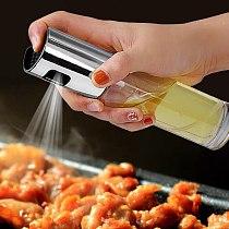 Kitchen Oil Sprayer Baking Olive Oil Spray Bottle Oil Vinegar Spray Bottles Gravy Boats Grill BBQ Salad Sprayer Kitchen Tools