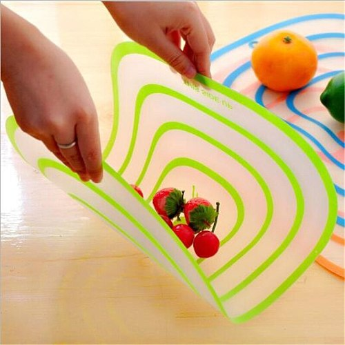 Kitchen Chopping Blocks Tool Scrub Category Cutting Board Non - Slip Fruit Rubbing Panel Kitchen Decorations For Home Hot Sale