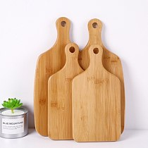 Solid Wood Cutting Board Pizza Plate Bread Dessert Tray Chopping Board Decoration Placement Plate Art Furnishing Mold