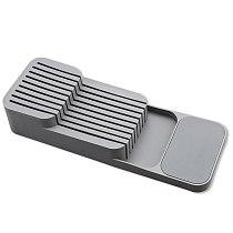Kitchen Organizer Cutlery Storage Box Knife Block Holder Drawer Rack Stand Cabinet Tray Cage Multi-function Desktop Partition
