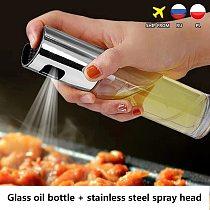 BBQ Baking Olive Oil Spray Bottle Oil Vinegar Spray Bottles Water Pump Gravy Boats Grill BBQ Sprayer BBQ Kitchen Tools Salad