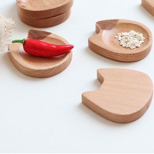 Japanese Neko Sauce Dish Tableware Sushi Gravy Boats Cute Salt Pepper Palte Cute Cartoon Cat Shape Plate Kitchen Dinnerware