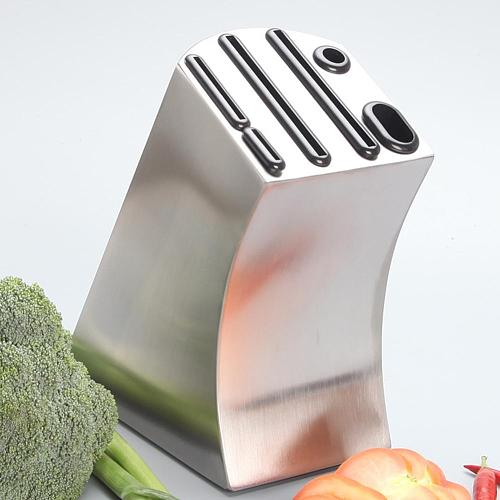 1 Pcs New Quality Stainless Steel Cutter Holder Kitchen Supplies Innovative Cutter Shelf Durable Home Storage Containers