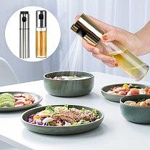 Kitchen Oil Spray Bottle Olive Oil Vinegar Spray Bottles Water Pump Gravy Boats Grill BBQ Sprayer Cooking Tools Oil dispenser
