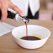 Olive Oil Sprayer Vinegar Bottles Can ABS Lock Plug Seal Leak-proof Food Grade Plastic Nozzle Sprayer Pourer Liquor Dispenser