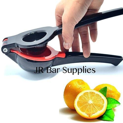 Professional Premium Lemon Lime Orange Manual Squeezer and Citrus Press Juicer Unique Design 2 Bowls Built-In-1 High Strength
