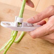 French Style Green Bean Vegetable Runner Slicer Cutter Kitchen Stringer Steel Remover Handle M8J8 Tools Peeler Pl H3S1