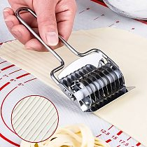 1PC Pressing Machine Non-slip Handle Kitchen Gadgets Makers Noodles Cut Knife Manual Section Shallot Cutter Kitchen Accessories