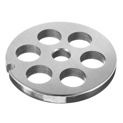 3/4.5/6/12mm Hole For Choice Stainless Steel Meat Grinder Disc for Type 5 Meat Grinder 449E