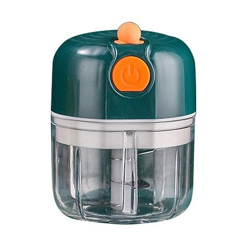Household Garlic Masher Vegetable Cutter Children's Food Supplement Machine Portable Meat Grinder Vegetable Chopper