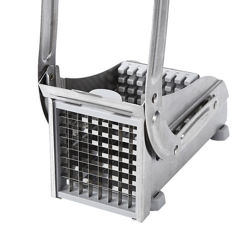 Stainless Steel Manual Potato Cutter French Fries Slicer Potato Chips Maker Meat Chopper Dicer Cutting Machine Tools For Kitchen