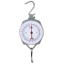 100Kg 220Lbs Hanging Scale Capacity Alloy Mechanical Hanging Scales with Stainless Steel Hook Accurate Scale