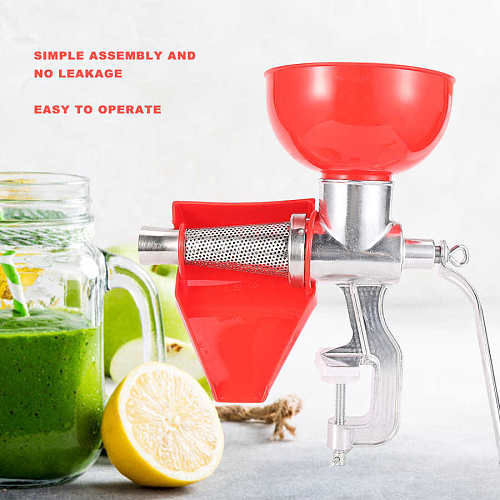 Aluminum Alloy Manual Juicer Squeeze tool Fruit  press for Orange Tomato Lemon Vegetables Kitchen Tool Extraction tool