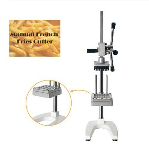 Vertical Manual French Fries Cutting Machine Potato Vegetable Cutter Commercial Kitchen Potato Chipper Accessories