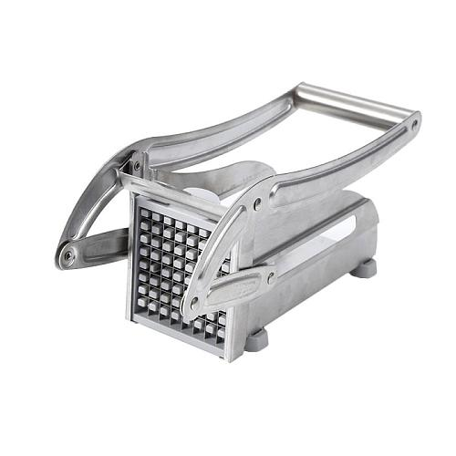 French Fries Machine Stainless Steel Potato Chip Cutter Cooking Manual Vegetable Potato Chopper Household Kitchen Cooking Tools