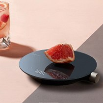 HOTO Smart Kitchen Scale Diet Balance Measuring Bluetooth APP Food Weighing Measure Tool Electronic Scale LED Digital Display