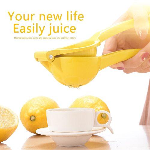 Lemon orange citrus juicer kitchen accessories household multi-functional mini portable  kitchen tool press manual handle