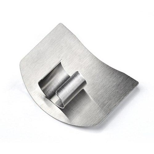 Stainless Steel Kitchen Tools Hand Finger Protector Knife Cut Slice Safe Guard Shredded Finger Guard