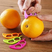 Fruit Skin Remover Orange Citrus Peeler Slicer Lemon Cutter Grapefruit Peeling Cutter Kitchen Gadgets Kitchen Accessories