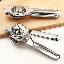 Stainless Steel Manual Citrus Lemon Squeezer Kitchen Hand Juicer Durable Citrus Juicer