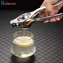 Stainless Steel Orange Juicer Manual Lemon squeezer Kitchen Accessories Mini Juicer Baby Orange Fruit Juicer Citrus Clip