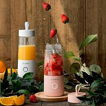 350ml Electric Juicer USB Rechargeable Blender Vegetable Fruit Ice Mixer Portable Cup Sports Kettle Juice Processor