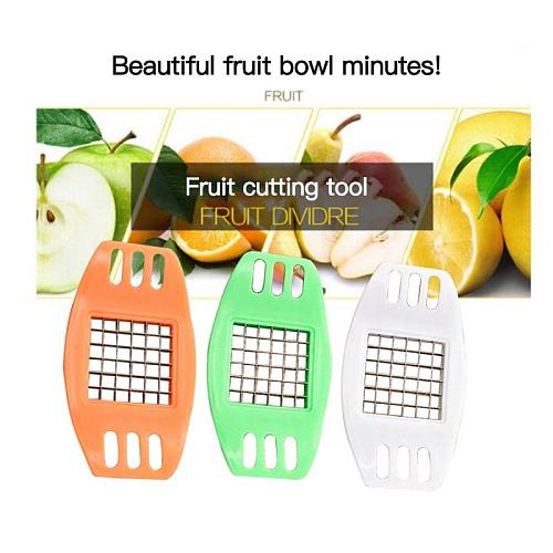 New Potato Chip Cutter In Strips French Fries Tools Multi-function Slicing Potato Machine Practical Kitchen Diy Gadgets 2020