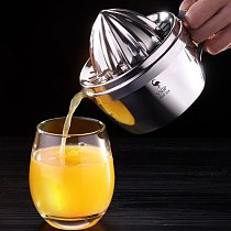 Household Manual Juicer Lemon Orange Juice Squeezer Small Simple Fruit Juicer Orange Juice Machine Juice Cup