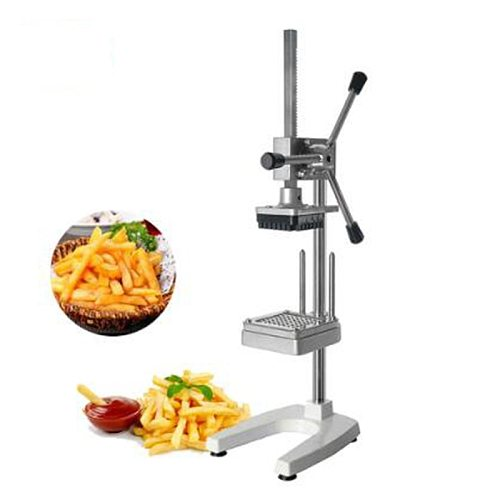 Manual Potato Machine French Fries Cutter Potato Chip Carrot Slicers Kitchen Vegetable Fruit Tools With 6/9/12mm Blades
