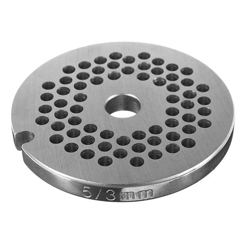 3/4.5/6/12mm Hole For Choice Stainless Steel Meat Grinder Disc for Type 5 Grinde H051