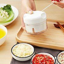 Multifunction Vegetable Fruit Twist Shredder Manual Meat Grinder Chopper Garlic Cutter High Quality High Speedy Multi Slicer
