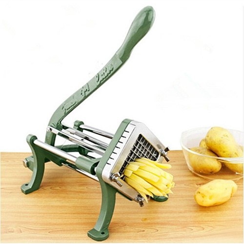 Hot Sale Commercial Manual French Fry Cutter Carrot Potato Strip Cutting Machine Cucumber Slicer