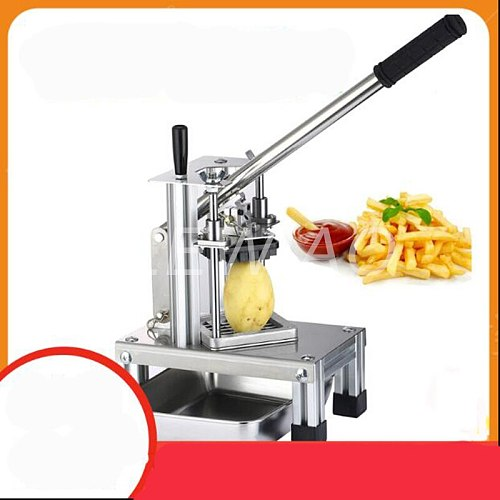 Vertical Manual French Fries Cutting Machine Potato Chip Slicers With Vegetable Fruit Slicer Cutter Kitchen Tools