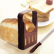 Practical Bread Slicers Adjustable Bagel Cutter Toast Slicer Bread Loaf Cutter Sandwich Slicing Tool Folding Maker Appliance #5