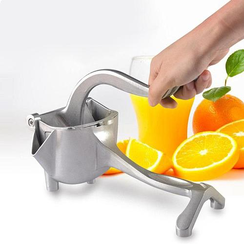 Mini Multifunctional Lemon Squeezer Fresh Citrus Fruits Juicer Aluminum Alloy Fruits Squeezer New and High Quality Kitchen Tools
